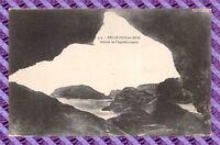 CPA 56 - Belle-isle en mer - grotte de l'apothicairerie