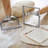 Italian Square Pasta Cutter Kitchen Pasta Mold Ravioli Stamp Mold