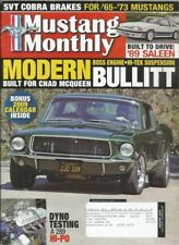 MUSTANG MONTHLY 2009 JAN - K-CODE BUILD, PACE CAR, CJ GRANDE*
