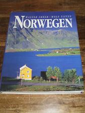 Walter Imber und Wolf Tietze - Norwegen - Bildband 1996 - guter Zustand