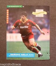 [GCG] BB70 - Clipping-Ritaglio - 1990 - NELA - ROMA