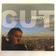[CD NEW] CUT -JACQUELINE AMIDY Alternative Rock Electric Acoustic Guitar