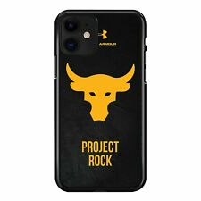 phone case / Under Armour Project Rock  case / custom for iphone and samsung