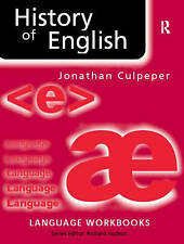 History of English (Language Workbooks)-ExLibrary