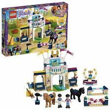 LEGO 41367 Friends Stephanie's Horse Show Jumping Competition Stable Playset