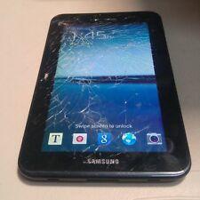 Samsung Galaxy Tab 2 7.0 (SCH-i705) 8GB - Black - Works - READ BELOW
