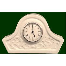 Royal Creamware Napoleon Clock