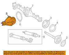 TOYOTA OEM 2016 Tacoma Rear Suspension-Differential Carrier 411100K630