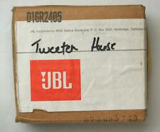 """JBL 2405 """"Slot Tweeter"""" Replacement Diaphragm #D16R2405 - Original/OEM"""