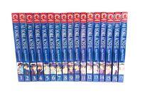 Ai Yori Aoshi Kou Fumizuki Vol 1,2,3,4,5,7,8,9,10,11,12,13,14,15,16,17 TOKYOPOP