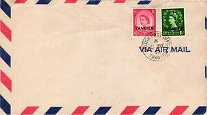 GP GOLDPATH: MOROCCO AGENCIES COVER 1952 AIR MAIL _CV686_P08