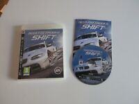 Need for Speed: Shift PS3 PlayStation 3 - Complete in box CIB