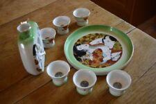 Green Ceramic Vintage Original Porcelain & China