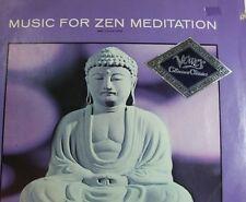 MUSIC for ZEN Meditation 1965.