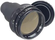 BRONICA S2A Komura 300mm f/5