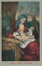 PC59757 Roma. Presepio Van Dyck