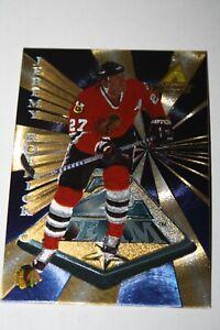 JEREMY ROENICK 1995-96 PINNACLE Zenith Z-Team #6 JEREMY ROENICK Blackhawks