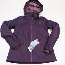 $500 North Face Women's Fuse Architect Jacket Medium Dark Eggplant Purple NEW