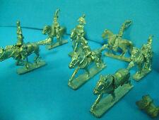 SOLDATINI in metallo A cavallo e NON