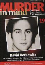 Murder in Mind Issue 19 - David Berkowitz 'Son of Sam'