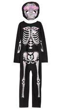 NEW H&M KIDS GLITTERY HALLOWEEN COSTUME 2-4Y BLACK
