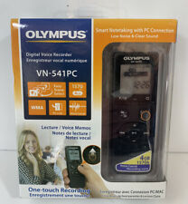 Olympus VN-541PC 4GB Digital Voice Recorder New Sealed