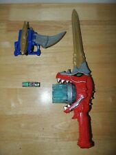 Power Rangers Super Dino Charge Saber Sword #20 Charger & Ptera Charger Holder.