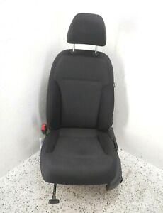 11-14 Volkswagen Jetta Sedan Front Seat Driver Left Manual OEM Cloth