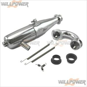 T-2090SC EFRA2089 Exhaust Pipe #72106192 (RC-WillPower) O.S.