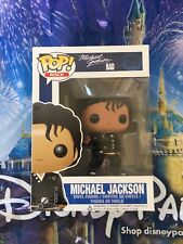 New ListingRock Michael Jackson Bad #25 Pop Vinyl Figure Funko Authentic