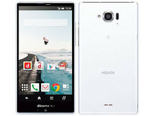 SHARP SH-01G AQUOS IGZO EDGEST PHONE ANDROID SMARTPHONE UNLOCKED NEW CRYSTAL