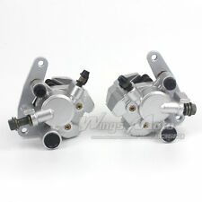 Left & Right Brake Caliper Fit ATV TRX Sportrax 250 300 400 TRX300 TRX400 300EX