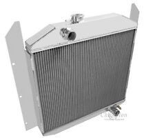 Champion Cooling 3 Row Radiator For 49-52 Studebaker