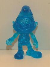 "2011 Blue Papa Smurf 2.75"" Jakks Pacific Movie Action Figure Smurfs"
