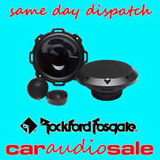 "ROCKFORD FOSGATE P152-S 5.25"" 13CM PUNCH SERIES COMPONENT SYSTEM SPEAKERS"