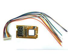 SINTECH Mini PCI-E PC laptop diagnostic post test debug card + LPC cable