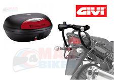 SUZUKI BANDIT GSF650 K5 TO K6 KAPPA 48ltr MONOKEY TOP BOX AND GIVI RACK