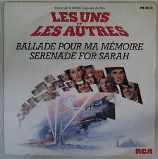 Michel Legrand 45 tours Uns et Autres 1982