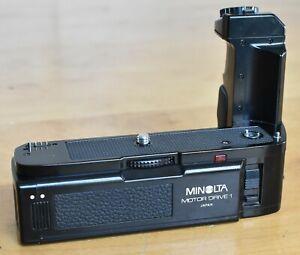 Minolta Motor Drive 1 - Works