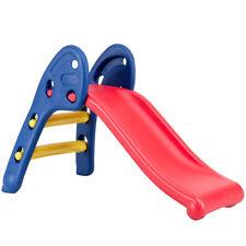 Step 2 Children Folding Slide Plastic Fun Toy Up-down For Kids Indoor & Outdoor