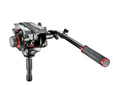 Manfrotto 504HD Pro Fluid Video Head 75 Ball Quick Release Supports 7.5kg NEW