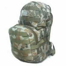 20LT AUSCAM DUAL HYDRATION PACK MOLLE - HD 900D DOUBLE PU COATED POLYESTER - TAS