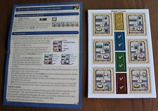 "First Class Board Game ""Call For Tenders"" Promo Expansion NEW MINT"
