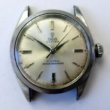 Vintage Rolex Tudor Oyster Manual Men's Steel Wristwatch Ref# 7934 Cal.1156