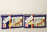 Vero H0 zwei Set  2 / 67 Baustellenzubehör   in OVP  (181608 55)