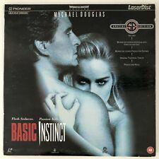 Laserdisc Basic Instinct Special Edition PAL GB
