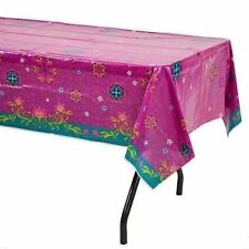 FROZEN Movie Plastic Table Cover Girls Birthday Party Decoration Supplies Elsa