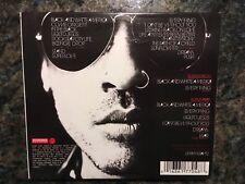 Lenny Kravitz 2-disc CD/DVD set Black And White America UK RR7704-8 ROADRUNNER