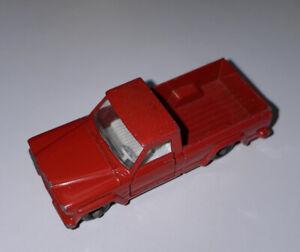 Matchbox Lesney No 71 Jeep Gladiator Red Pick-Up Pickup Truck Vintage Die-Cast