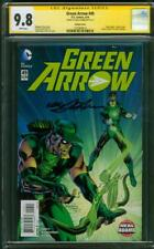 Green Arrow 49 CGC SS 9.8 Neal Adams Signed Green Lantern 76 Homage 4/16Variant